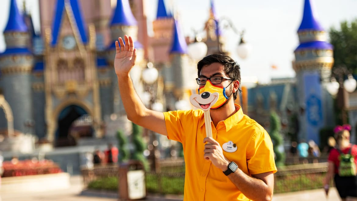 Workers Reveal Disney Is Covering Up Its COVID Cases