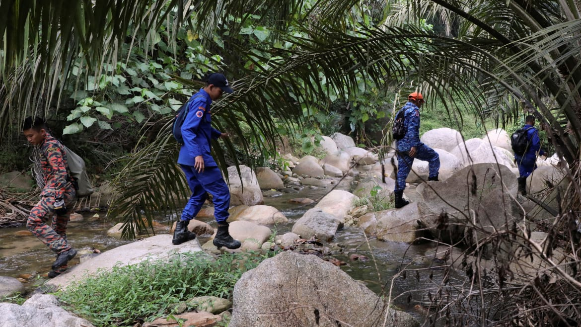 Body of Nude Teen Found in Malaysian Jungle Thought to Be Missing 15-Year-Old Irish Girl