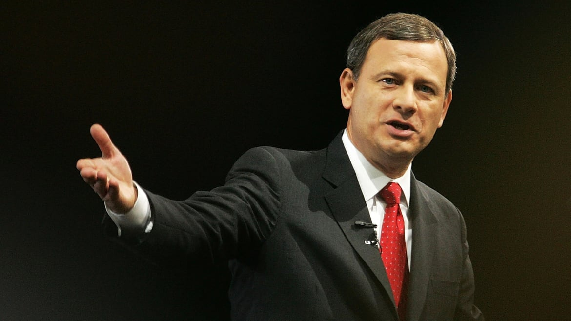John Roberts Isn't the Conservative You Thought He Was