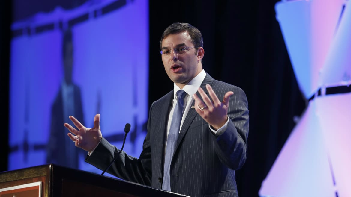 Justin Amash Quits Republican Party After Backing Trump Impeachment