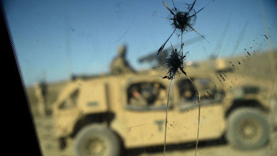 The U.S. in Afghanistan, Talking Peace and Waging War, Doesn't Count All The Civilians It Slaughters