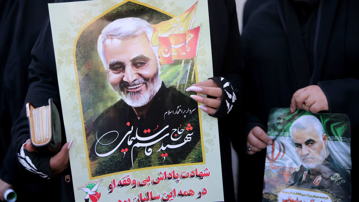 Soleimani's Assassination Brings Vows of Vengeance—in Africa