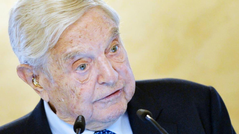 Rudy's Big Plan to Defend Trump on Ukraine: Play the George Soros Card