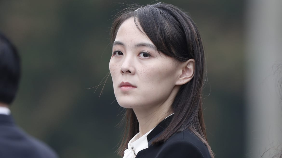 If Kim Jong Un Dies, His Younger Sister Is Primed to Take Over
