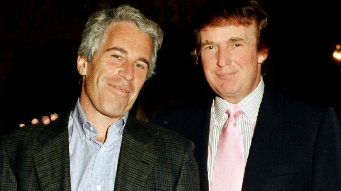 Trump Now Claims 'I Was Not a Fan' of Jeffrey Epstein, and 'Feels Bad' for Sec. Acosta