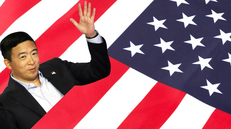 Democrats, Beware of Andrew Yang's Insane Vision for America