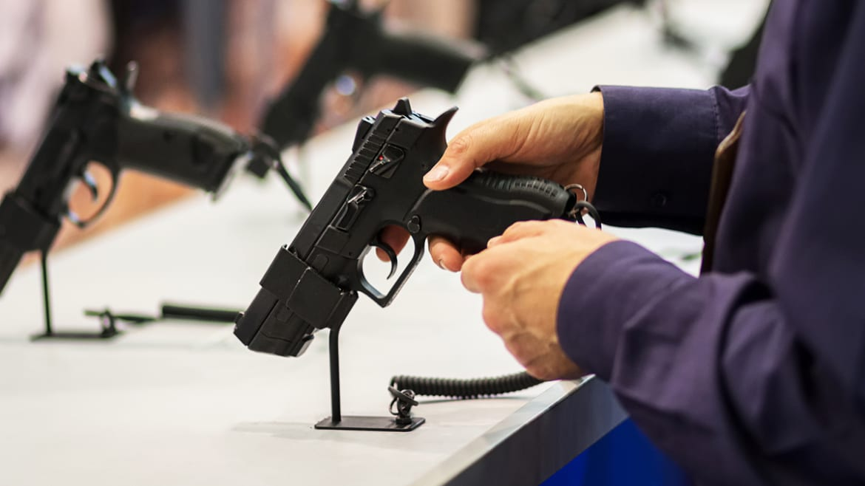 Asian-Americans Terrified of Coronavirus Backlash Stock Up on Guns
