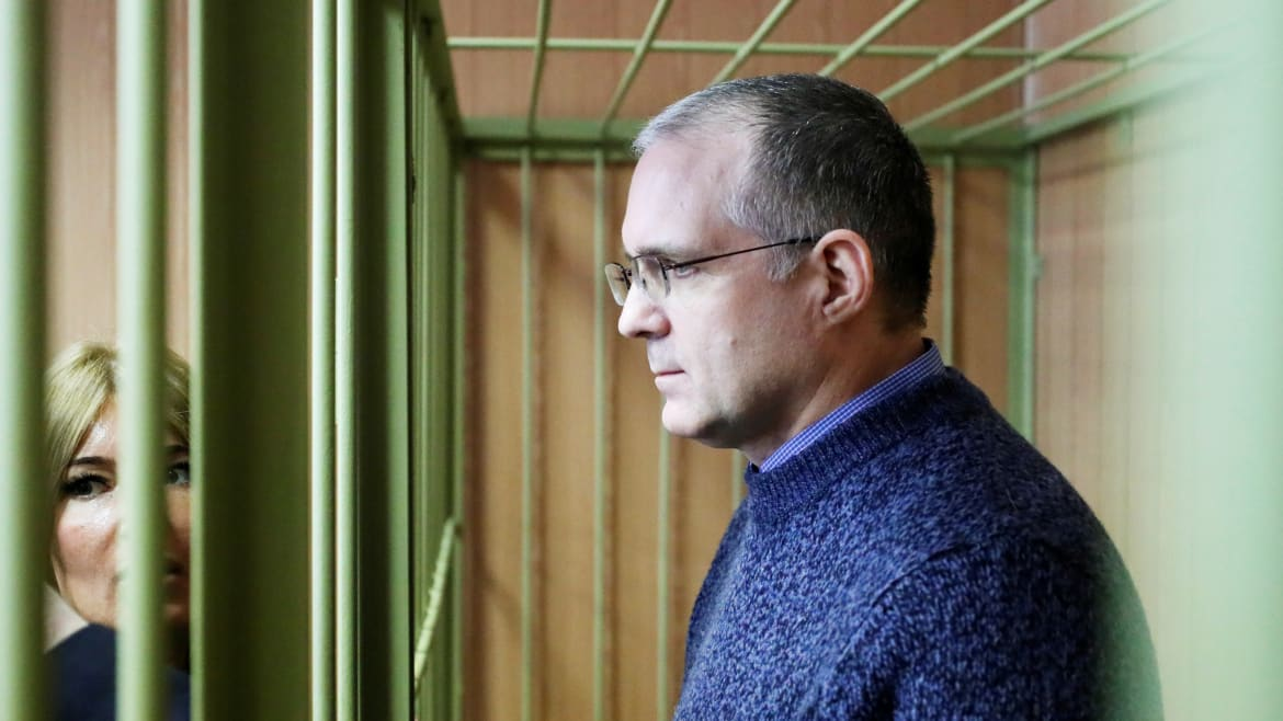 Accused U.S. Spy Paul Whelan Marks a Year Since He Was 'Framed' in Moscow