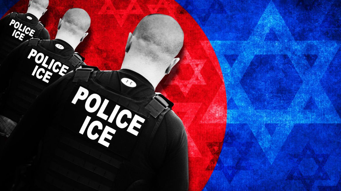 The Jewish Group Taking on ICE — and the 'Concentration Camp' Taboo