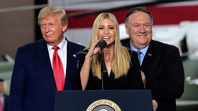 Feminism Begins at Home, Ivanka Trump
