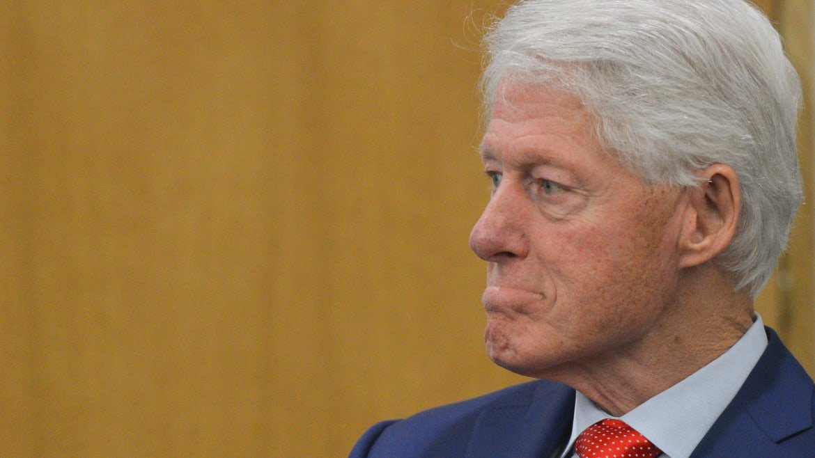 Bill Clinton Failed to Mention His Intimate 1995 Dinner With Epstein