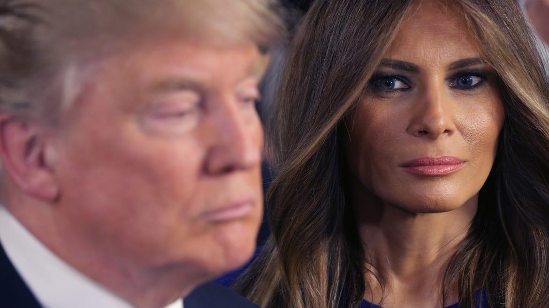 Is Melania Secretly the Smartest Trump?