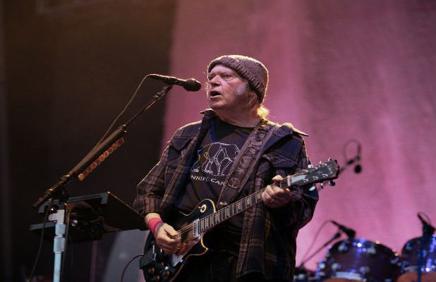 Neil Young Sues Trump Campaign Over Use of Songs at Tulsa Rally