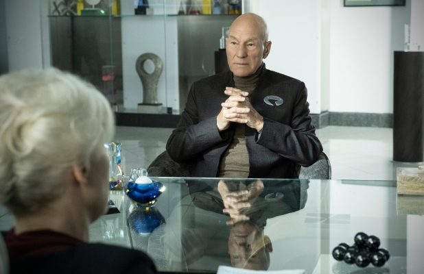 'Star Trek: Picard' Season 2 Confirmed by CBS All Access