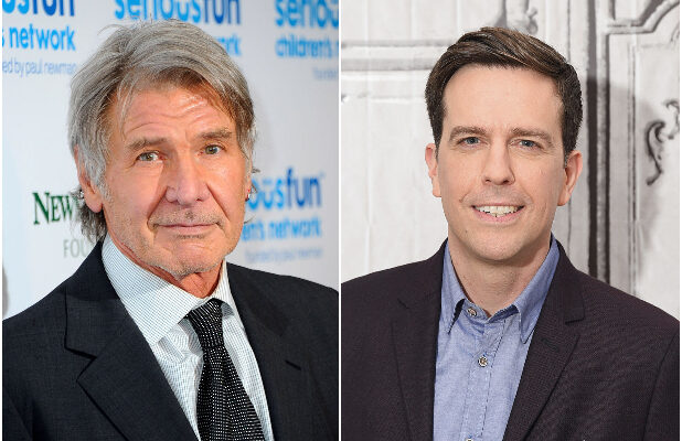 Harrison Ford and Ed Helms Set Sail for Seafaring Comedy 'The Miserable Adventures of Burt Squire' at STXfilms