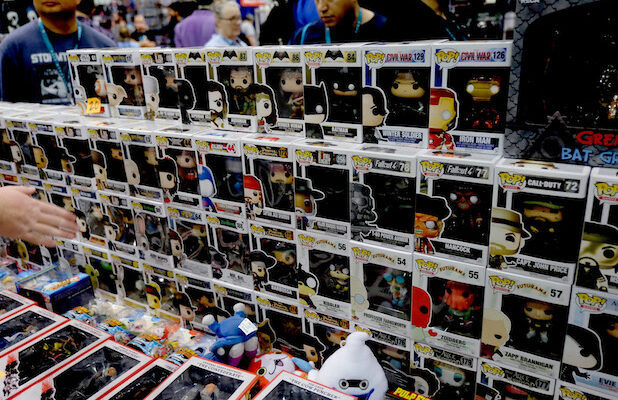 Funko Toys to Become Animated Movie at Warner Bros