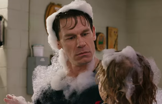 John Cena Battles Blazing Infernos and Family Chaos in First 'Playing With Fire' Trailer (Video)