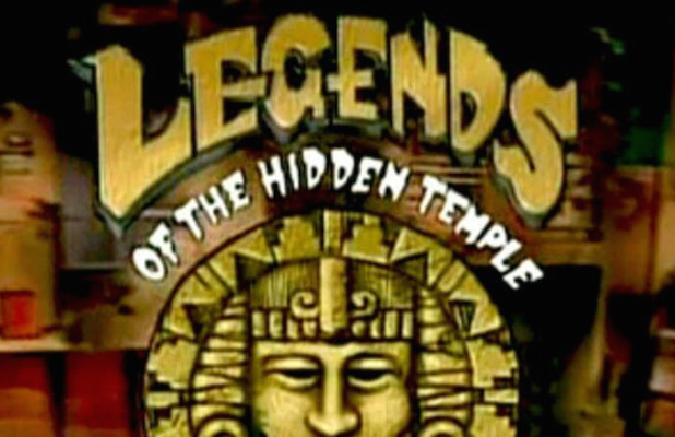 Nickelodeon's 'Legends of the Hidden Temple' Revived at Quibi