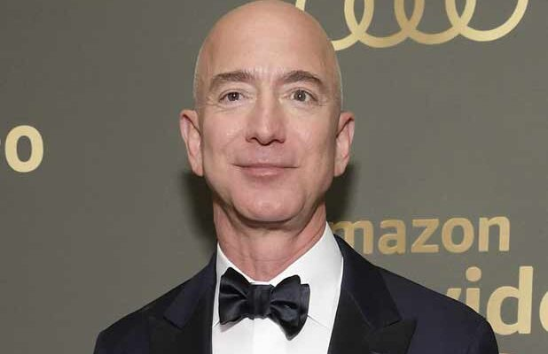 Jeff Bezos Pays Record $165 Million for David Geffen's Beverly Hills Home