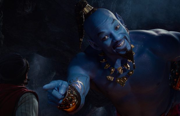 'Aladdin' to Hit $1 Billion Friday as Disney Remakes Keep Ruling Box Office