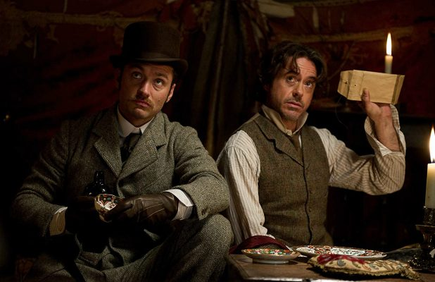 Robert Downey Jr's 'Sherlock Holmes 3' to Receive $20.8 Million California Tax Credit