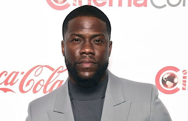 Kevin Hart Hospitalized After Calabasas Car Accident