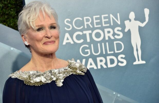 Whoops! Glenn Close Confuses SAG Awards for Golden Globes — Twice!