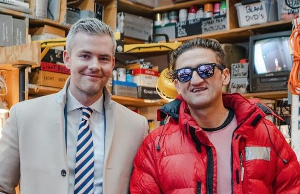 'Million Dollar Listing' Host Ryan Serhant to Pay Someone's Rent Next Year: 'We Do as Much as We Can'
