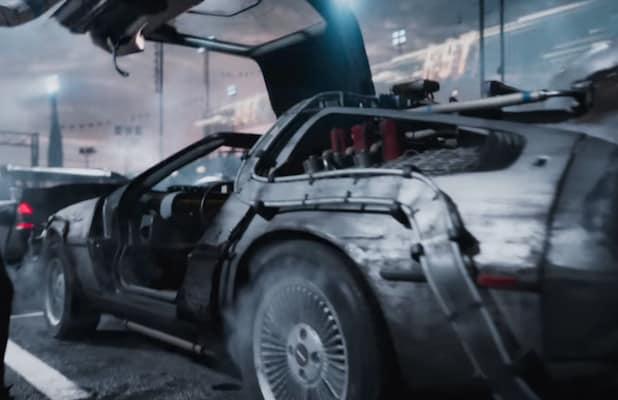 Ron Cobb, 'Back to the Future' DeLorean Designer, Dies at 83