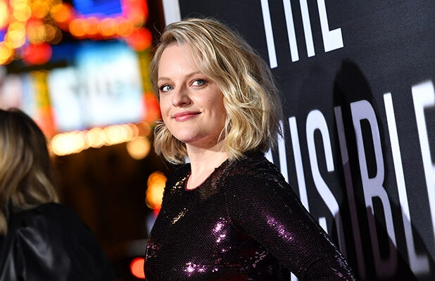 Elisabeth Moss to Star in 'Shining Girls' Thriller Series at Apple