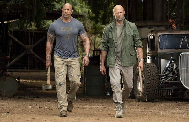 'Hobbs & Shaw' Speeds Toward $60 Million Opening at Box Office