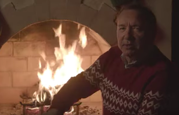 Kevin Spacey Posts Another Bizarre Video as Frank Underwood: 'Kill Them With Kindness'