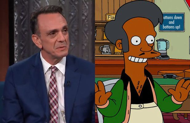 Hank Azaria Won't Voice Apu 'Anymore' on 'The Simpsons'