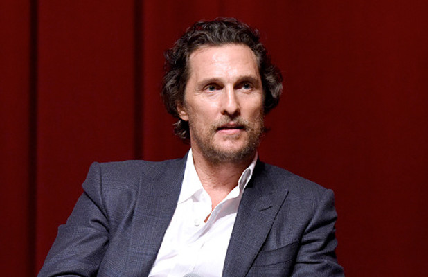 Matthew McConaughey Joins University of Texas Faculty as a Film Professor