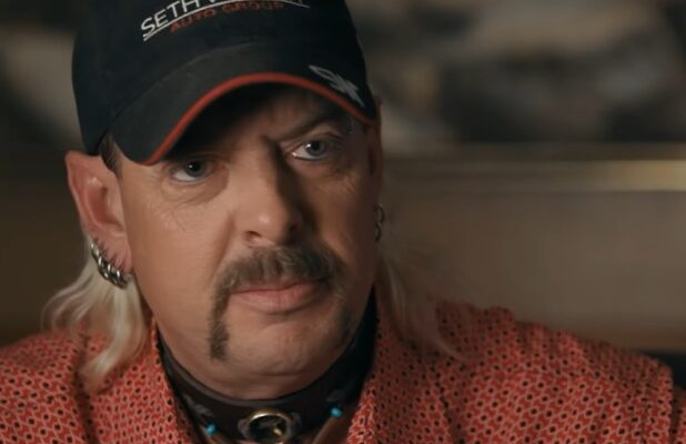 Trump Says He'll 'Take a Look' at Pardoning 'Tiger King' Star Joe Exotic