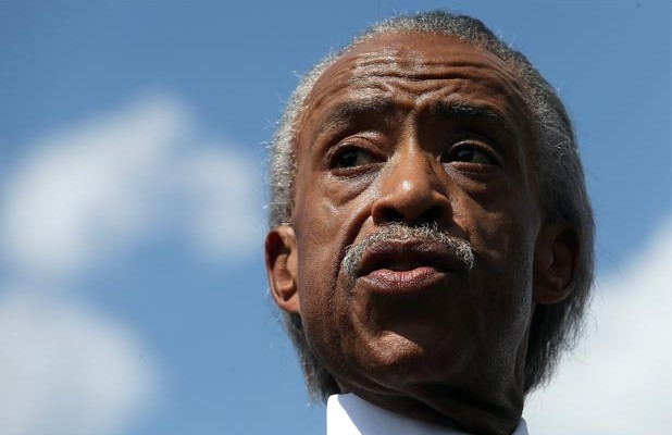 Al Sharpton Tweets Old Photo With Then-Friendly Trump After 'Conman' Tweet: 'Different Tune Now'