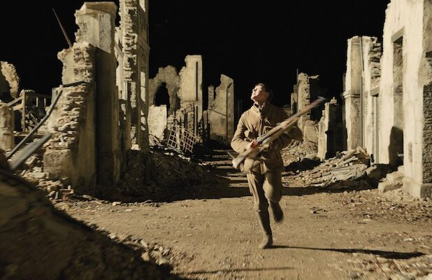 '1917,'  'Joker,' 'The Irishman' Among American Society of Cinematographers Nominees