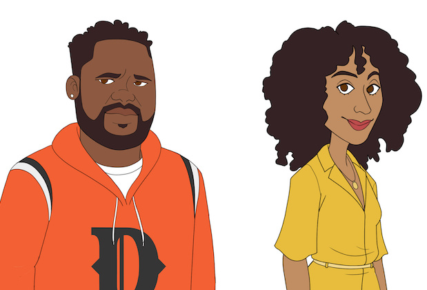 black-ish First Look: Dre, Bow & Co. Get Animated in October Election Special
