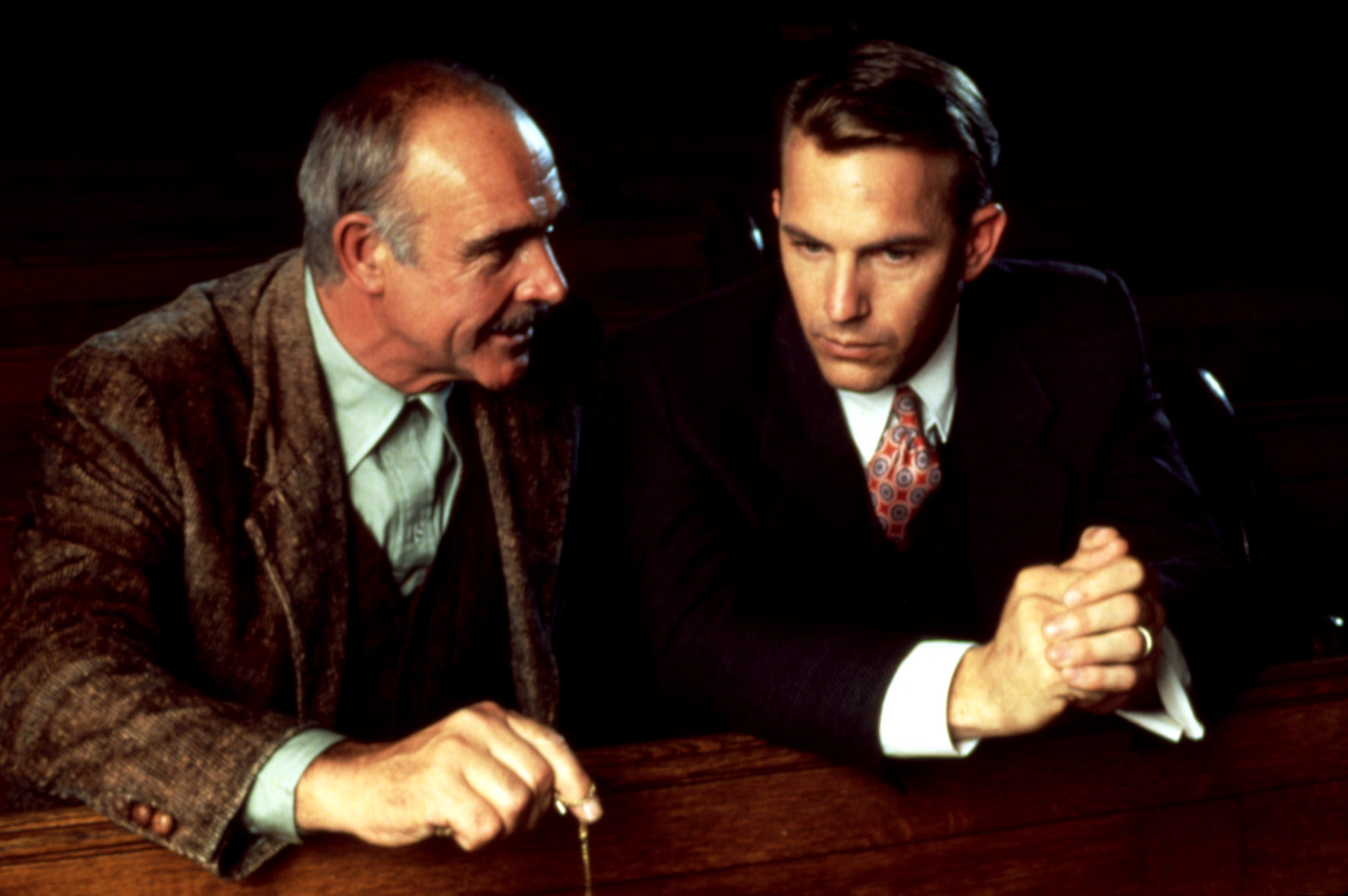 Kevin Costner Honors Sean Connery: 'He Was the Biggest Star'