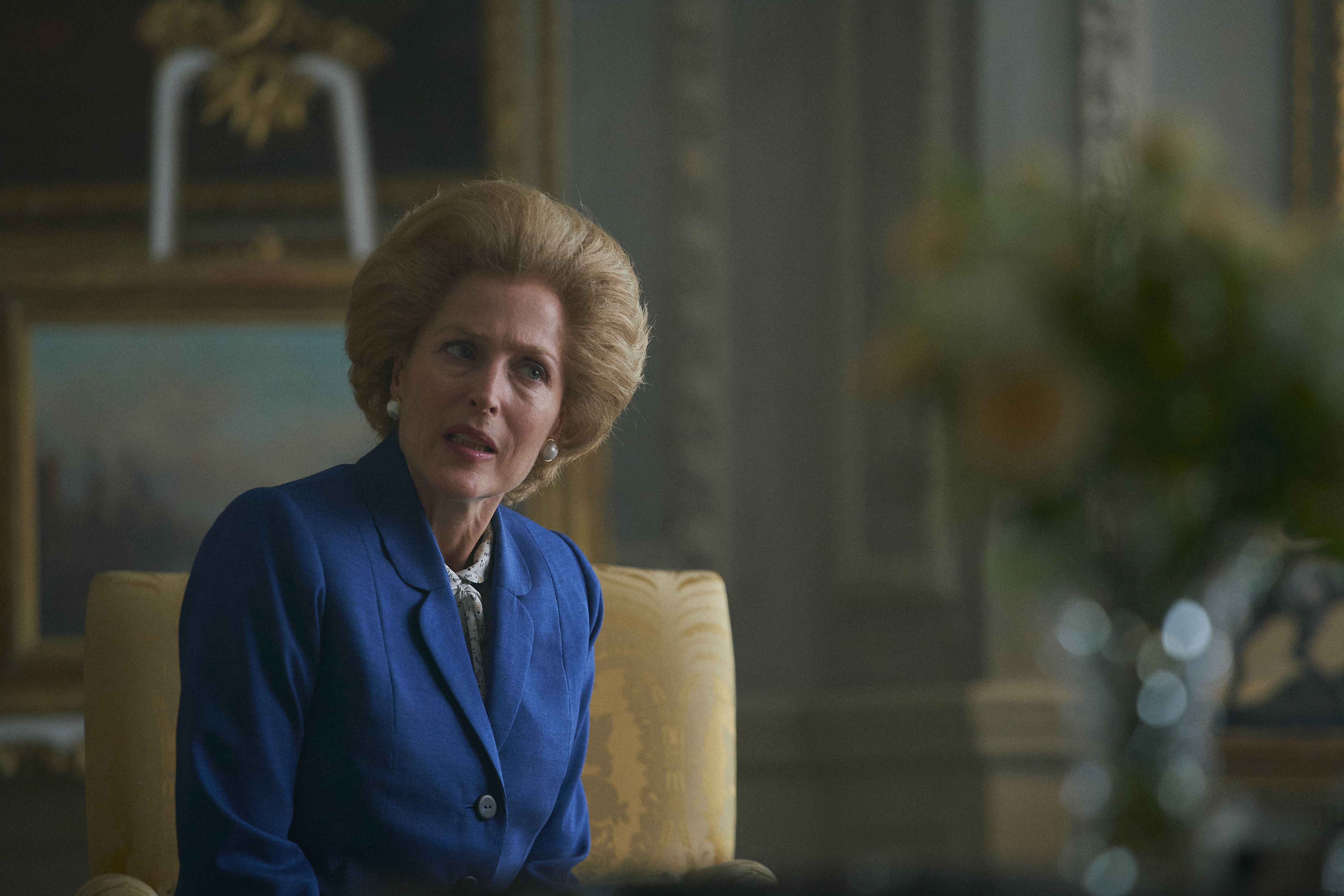 'The Crown' Trailer Sees Queen Elizabeth and Margaret Thatcher at Odds