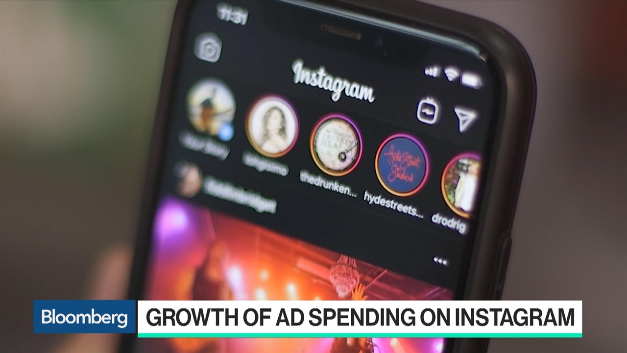Instagram Stories Captures Almost 10% of Ad Spending on Facebook