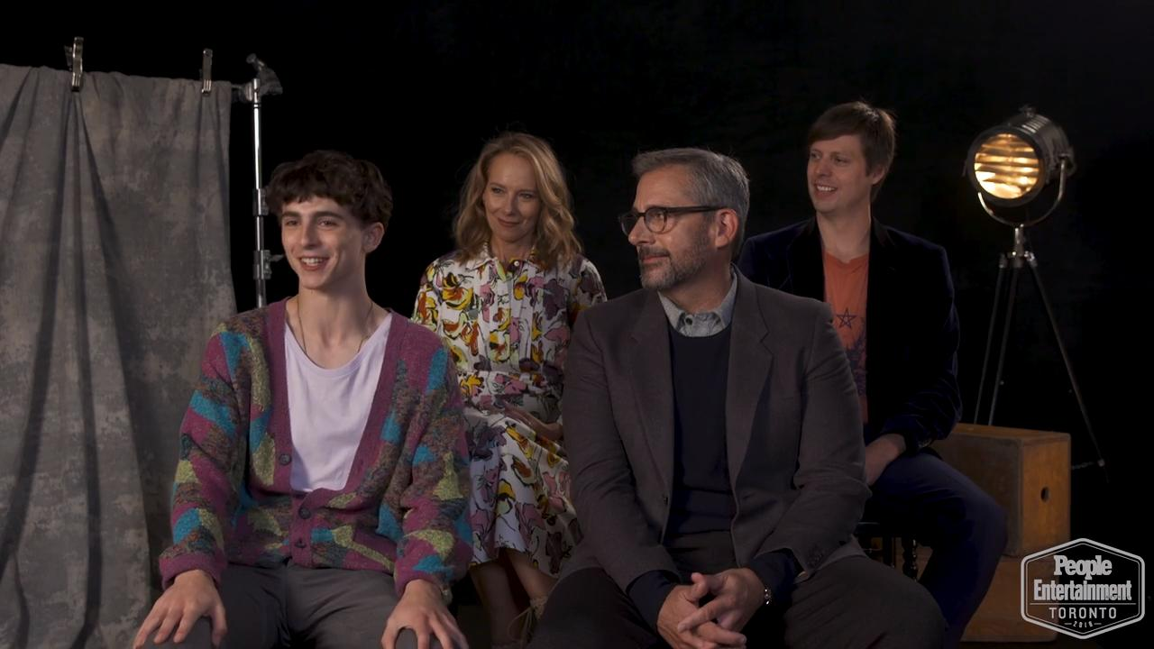 Timothée Chalamet and Lily-Rose Depp Share Steamy Kiss