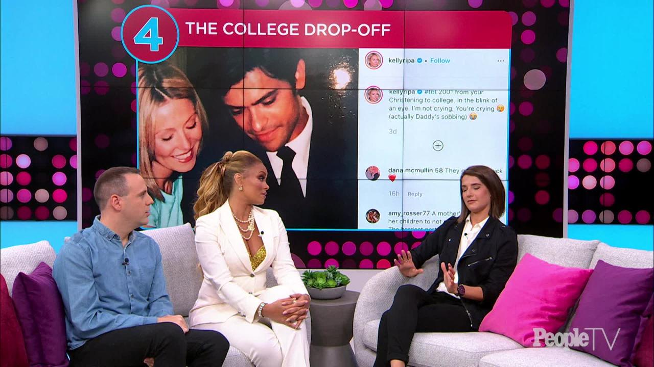 Kelly Ripa Reveals Her 'Main Concern' About Daughter Lola