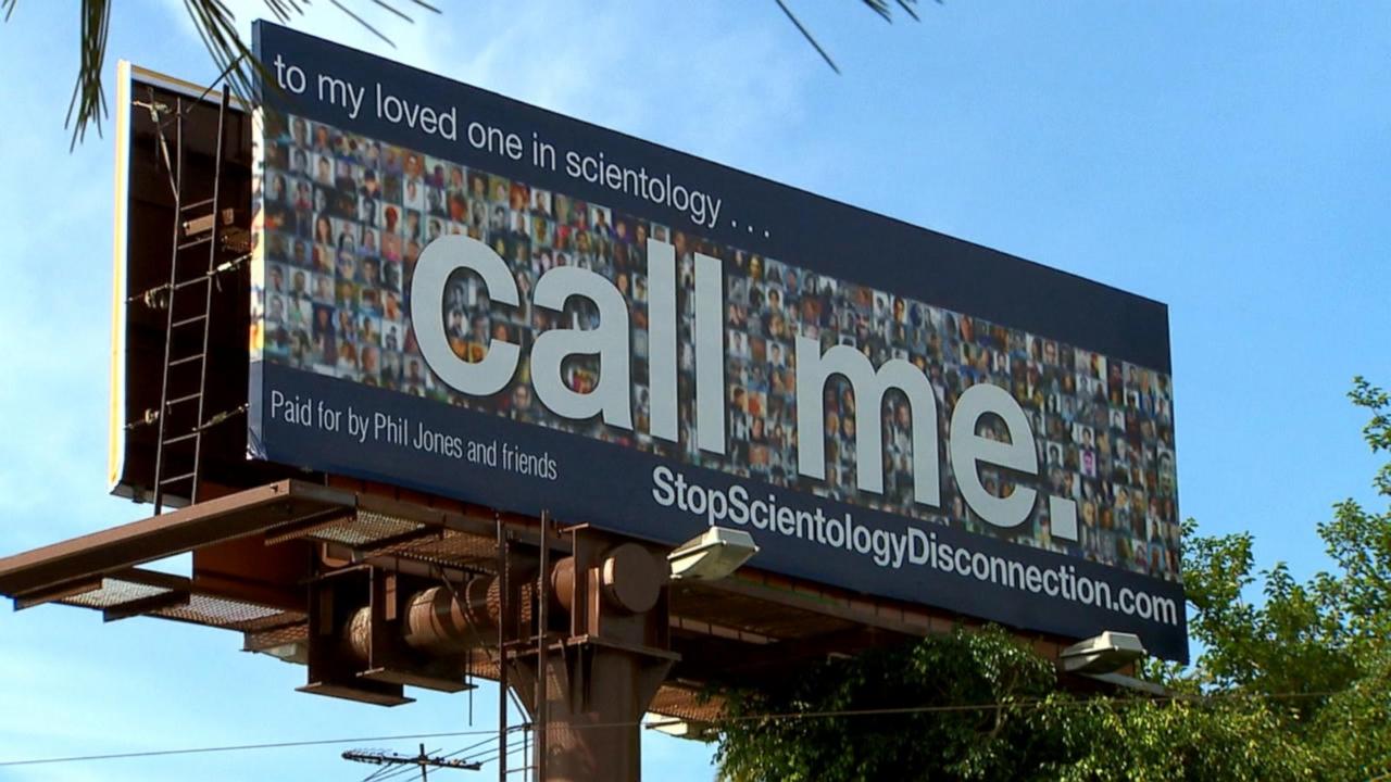 Good morning america scientology report