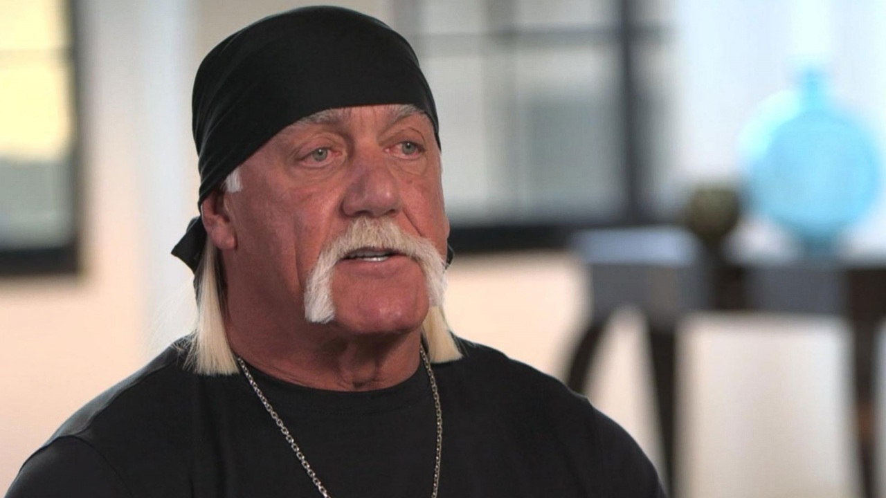 Hulk Hogan Video Yahoo