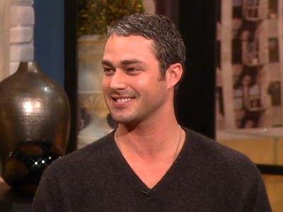 Taylor Kinney Turns Up The Heat On 'Chicago Fire'