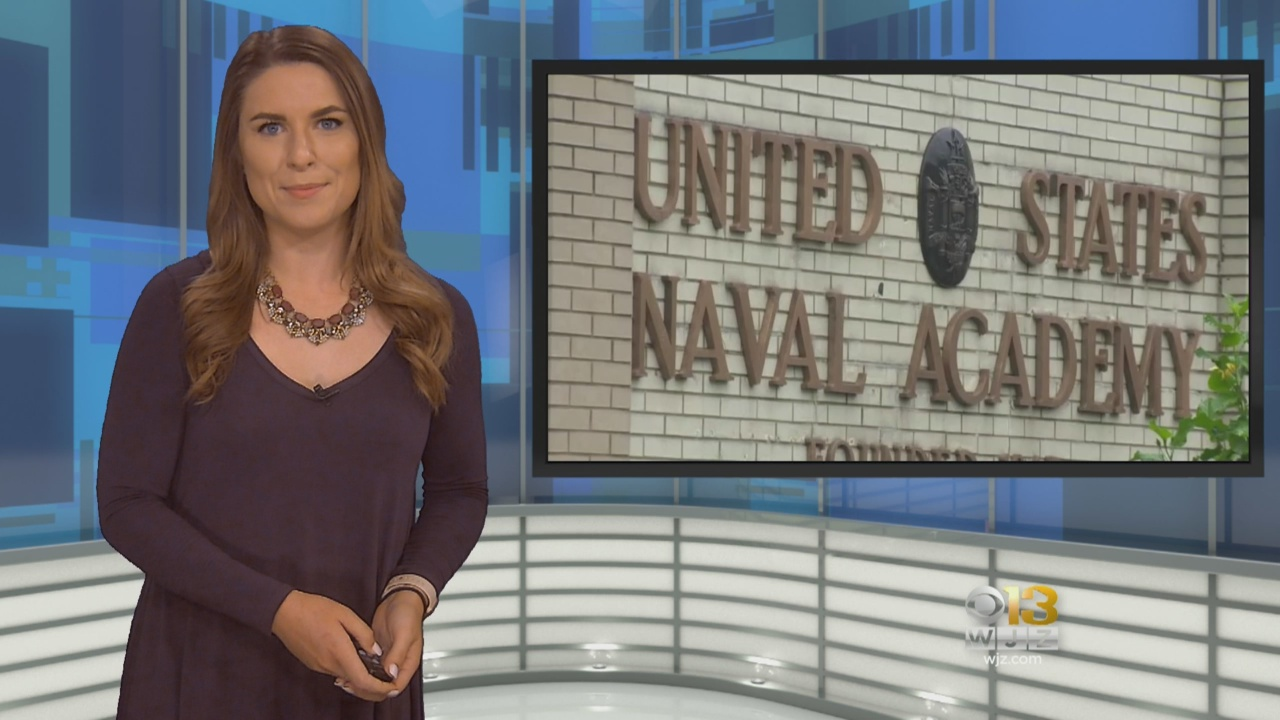 Parents To Visit First-Year Naval Academy Students