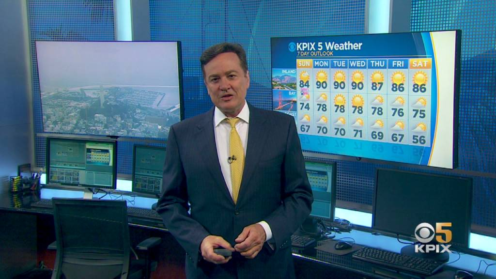 Saturday Evening Pinpoint Forecast