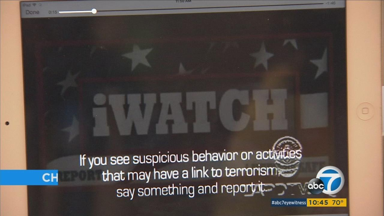 LAPD seeks community support for iWatch app aimed to stop violent attacks