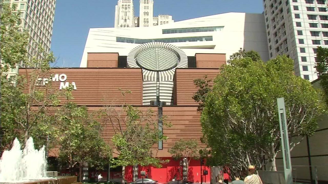 New San Francisco Museum Of Modern Art Prepares To Open Doors